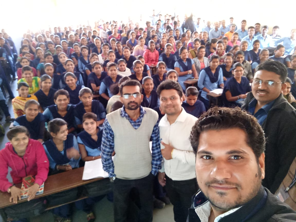 Guest lecture organized by Commerce Department