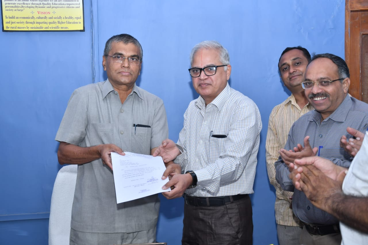 Prof Dr. V V Bhaskar Sir Retirement Program